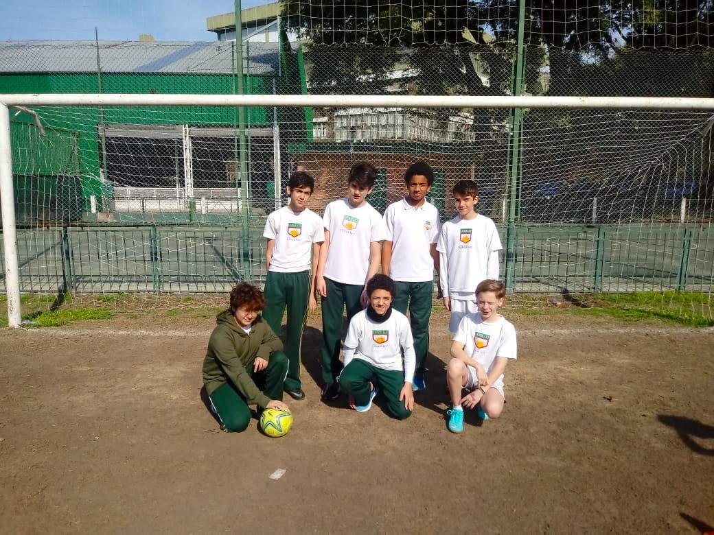 Torneo de Fútbol en Secundario