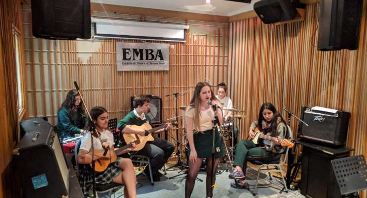 Concurso de Bandas de la EMBA