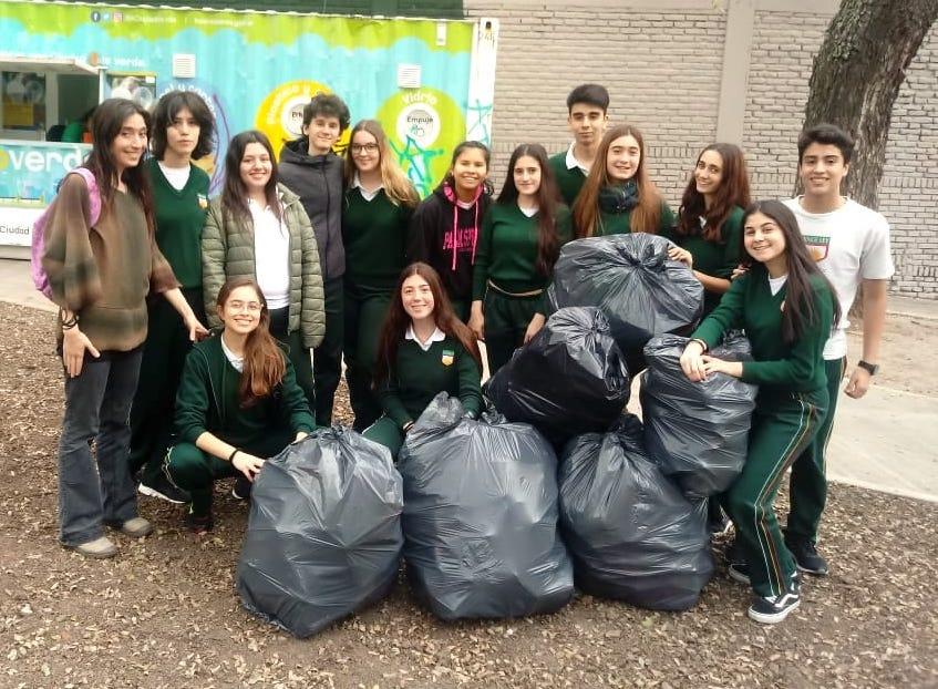4° año participa de Escuelas Verdes