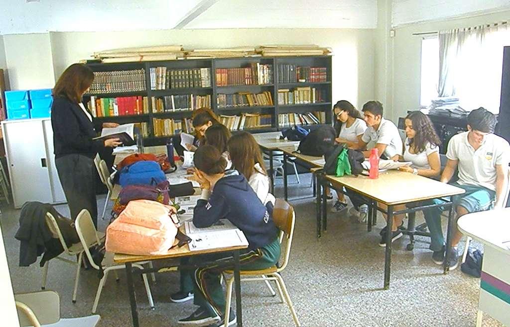 Alumnos del nivel más alto de inglés trabajaron en la preparación del C2 Proficiency