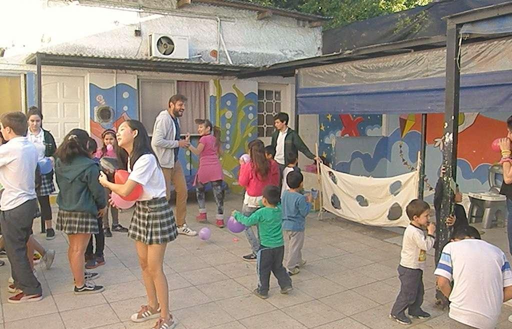 """Actividad en el Hogar """"Buenos Aires Chiquititos"""""""