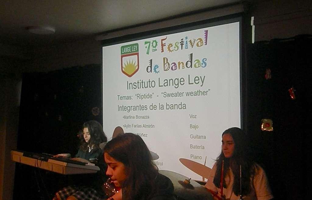 7° Festival de Bandas