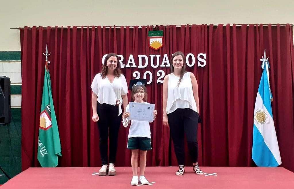 Graduación de Kinder 5